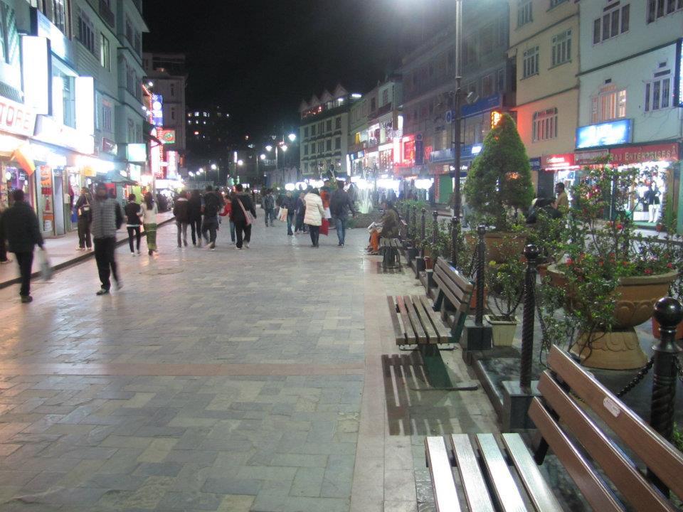 Gangtok City MG Marg