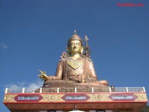 Samdruptse - Padmasambhaba