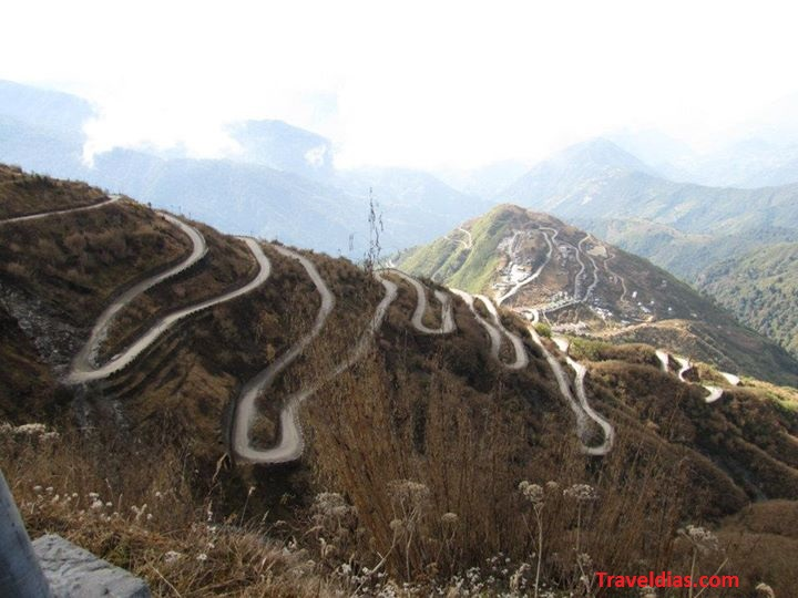 Silk Route in Sikkim