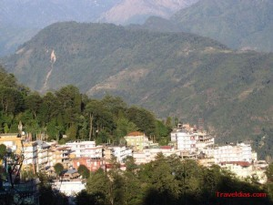 Development Area - Gangtok