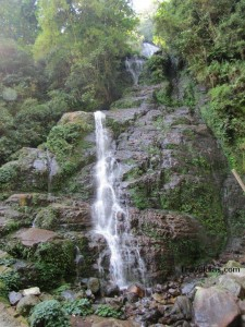 Rimbi waterfall - pelling