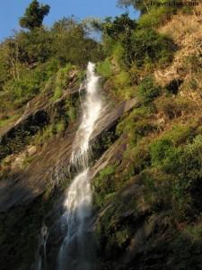 Sangay waterfall - Pelling
