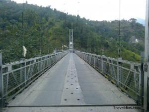 Singshore Bridge - Pelling