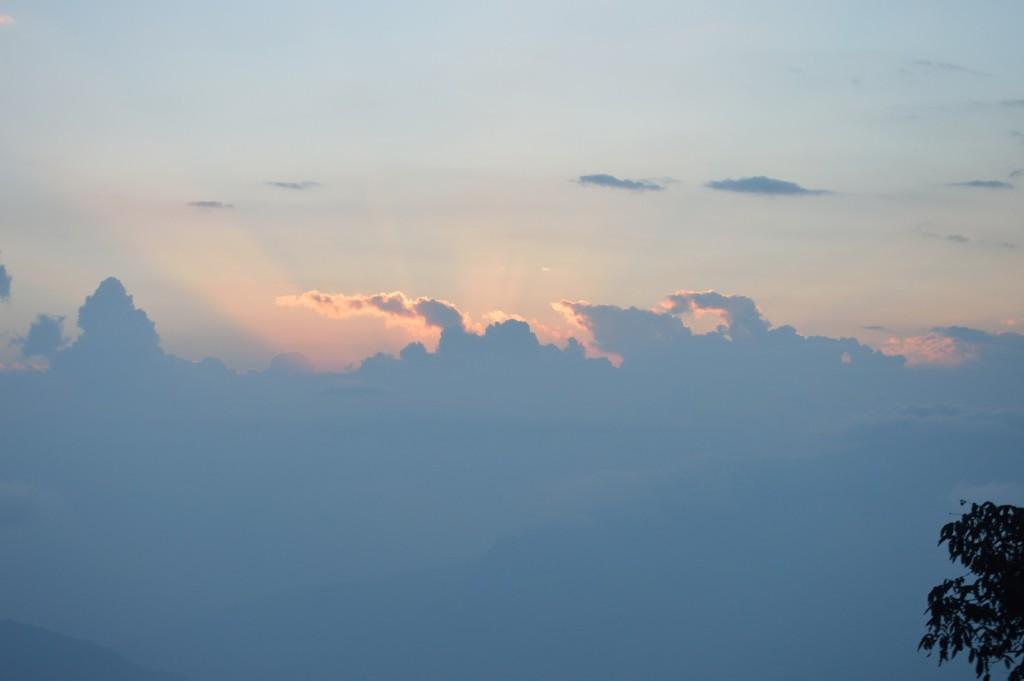 Sunset Padamchen