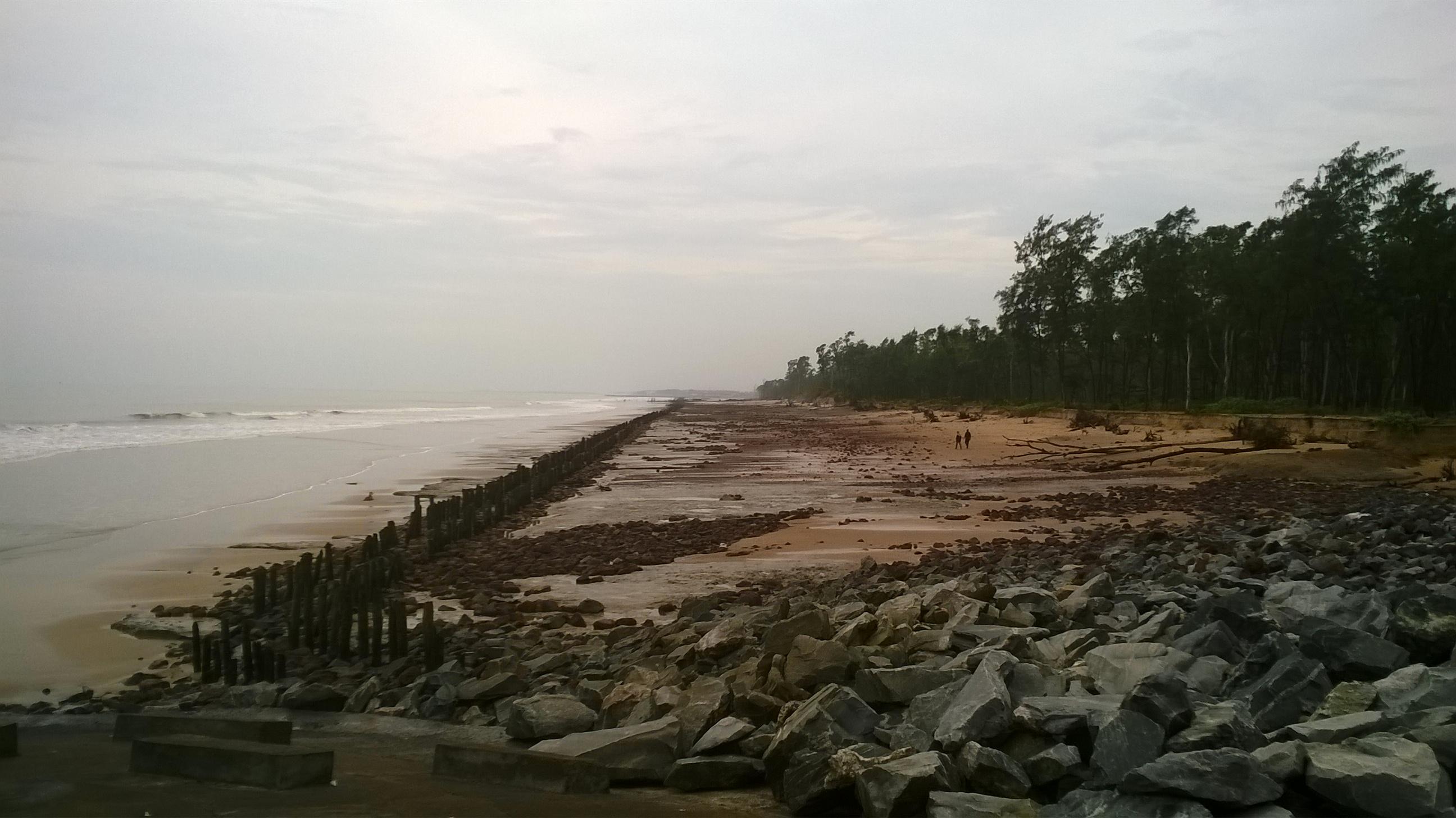tajpur beach