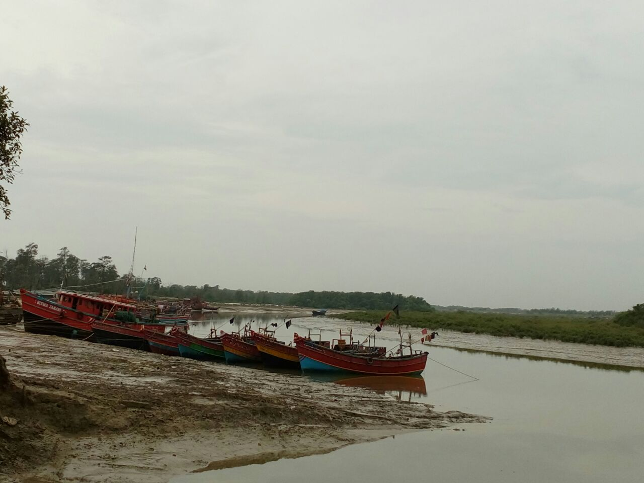 Shankarpur fishing harbour