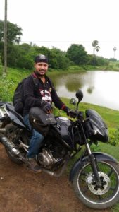 Tajpur by bike