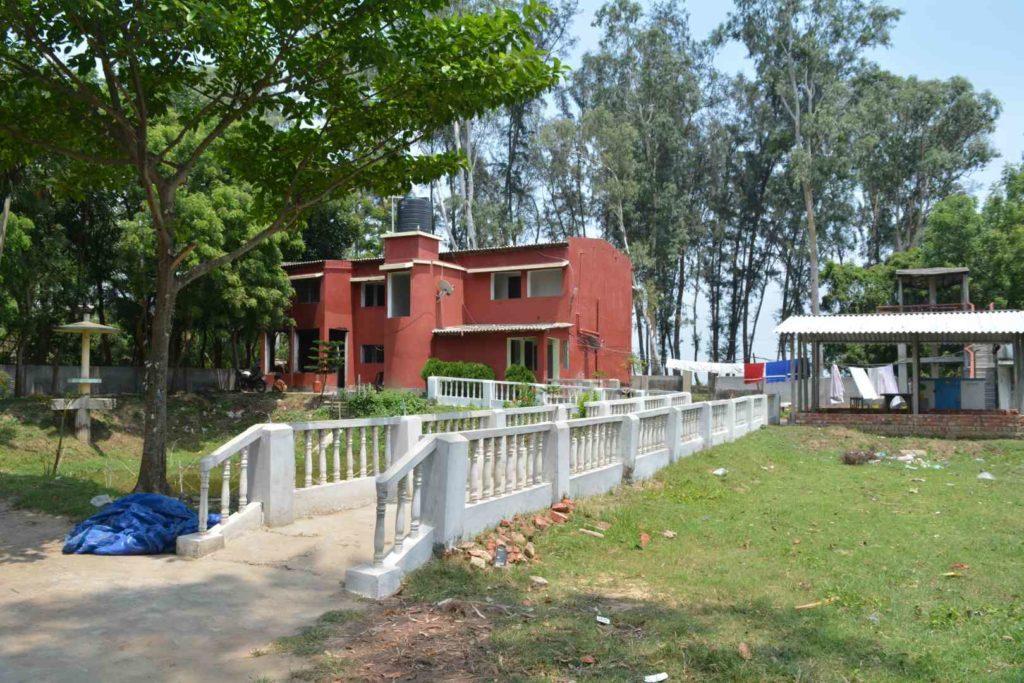 Jhinuk Residency Bakiput