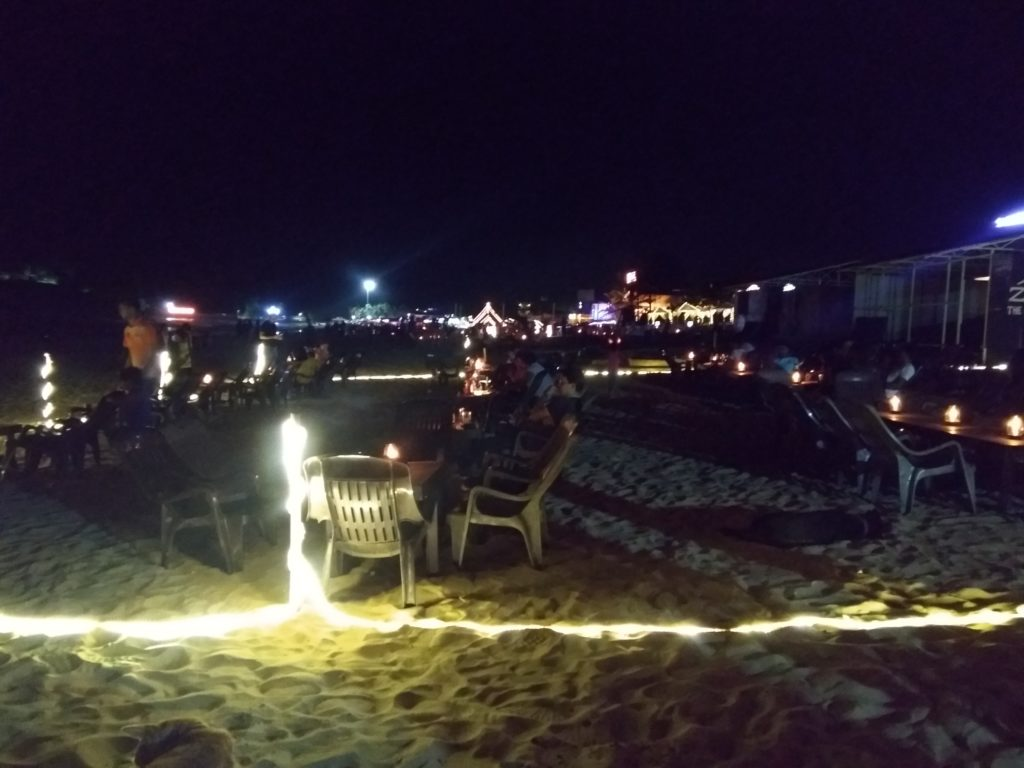 nightlife in goa