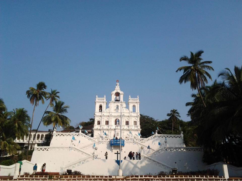 Church in Panaji
