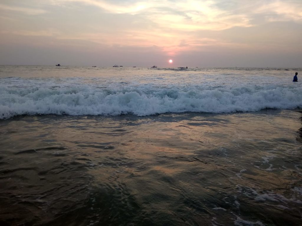 Mobor beach goa